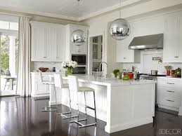 Light your kitchen with both overhead and directional lighting for maximum functionality